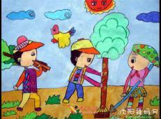 植树节儿童画图片 (46).jpg