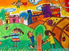 植树节儿童画图片 (12).jpg