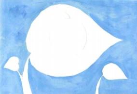 七星瓢虫儿童画教程步骤
