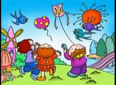 儿童学画画第90课_《最快乐的一天儿童画》
