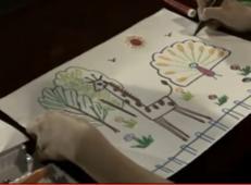 儿童学画画入门:动物园儿童画视频教程