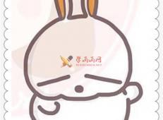 简笔画流氓兔的画法