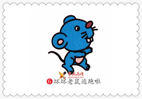 导读: 怎么画小老鼠?小老鼠简笔画分解步骤,简笔画可爱小老鼠的图片,老鼠会打洞、上树,并能传播鼠疫、流行性出血热、钩端螺旋体病等病源。但是老鼠为人提供了无数药品实验数据。