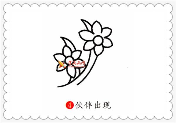 兰花logo矢量图