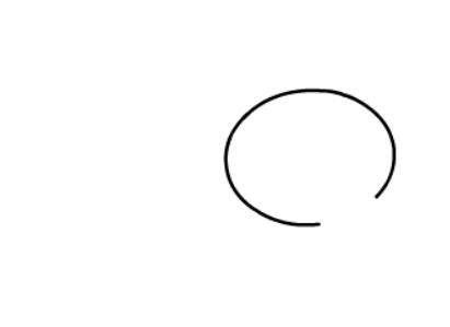 棕熊简笔画图片(2)