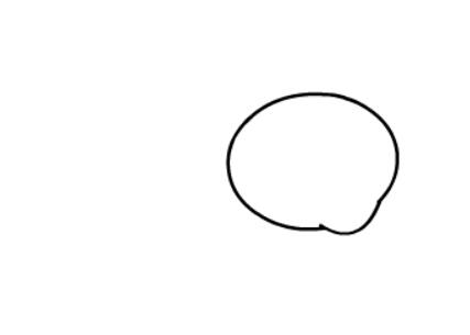 棕熊简笔画图片(3)