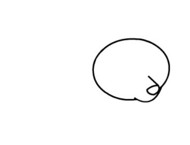 棕熊简笔画图片(4)