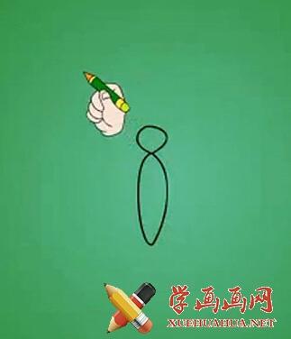 蝴蝶简笔图片(2)