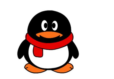 小企鹅的简笔画_动物简笔画教程