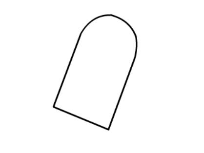 儿童简笔画教程:橡皮简笔画图片【动画步骤】