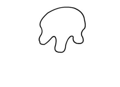 简笔画动画教程,冰淇淋的绘画分解【动画步骤】