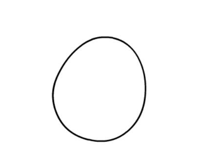 儿童学画水果简笔画,菠萝简笔画【动画步骤】