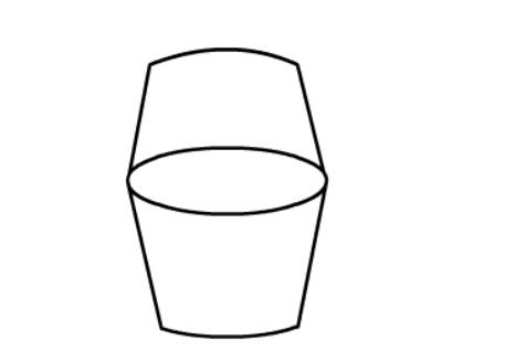 儿童画水桶,水桶简笔画图片