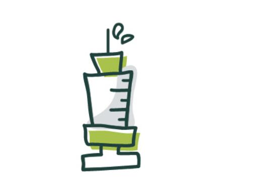 儿童简笔画教程之针管注射器(8)