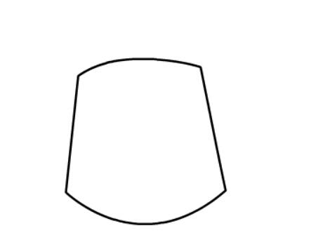 电子秤的儿童简笔画(2)