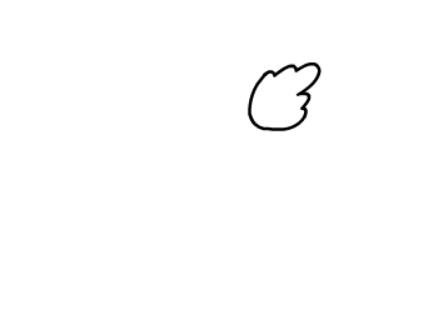 萝卜简笔画图(2)