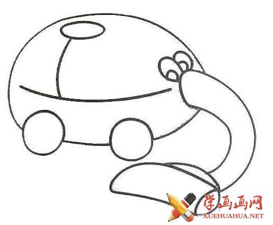 吸尘器简笔画图片(1)