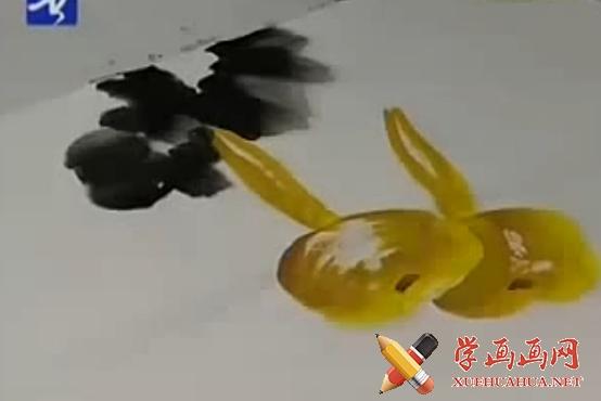 徐湛国画入门系列视频教程11《怎么画葫芦》(1)