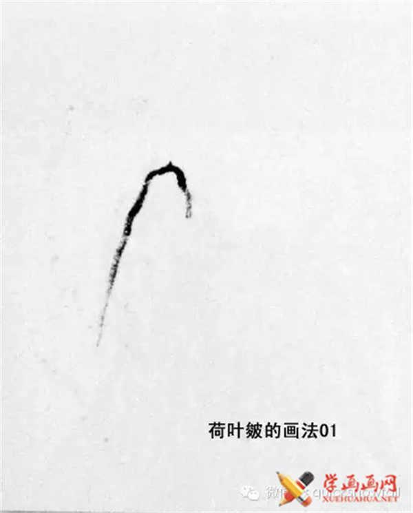 国画山石的画法(25)