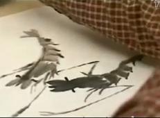 怎么画虾?国画虾的画法