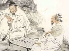 吴宪生国画写意人物《最是秋风解人意》