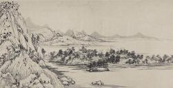 《富春山居图》全卷超高清图片赏析