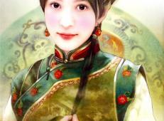 德珍手绘古装美女高清图片集  (40).jpg