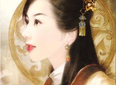 插画师德珍手绘古装美女《霓裳》高清画集 (42).jpg