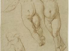 大师拉斐尔素描作品集之二4.jpg