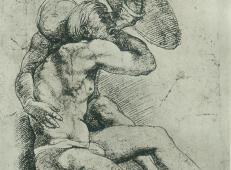 大师拉斐尔素描作品集之二3.jpg