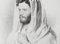 列宾素描作品《阿拉伯男子》.jpg