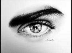 逼真的铅笔画素描眼睛画法图片 (24).jpg