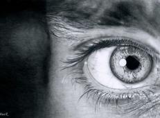 逼真的铅笔画素描眼睛画法图片 (5).jpg