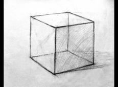 几何静物结构素描作品欣赏 (3).jpg