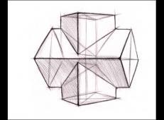 几何静物结构素描作品欣赏 (1).jpg