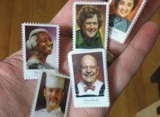 Stamps名人邮票系列油画欣赏5