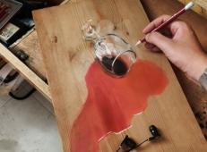 惊叹!新加坡艺术家超写实油画作品.jpg
