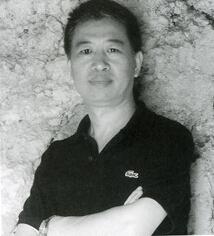 画家吴宪生照片