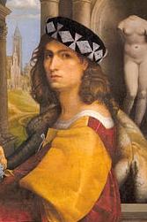 画家多梅尼科·卡普里奥罗照片
