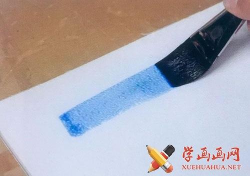 水彩画技法教程(1)