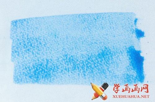 水彩画技法教程(4)
