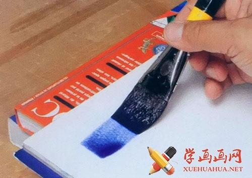 水彩画技法教程(6)