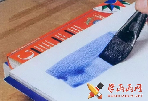 水彩画技法教程(7)