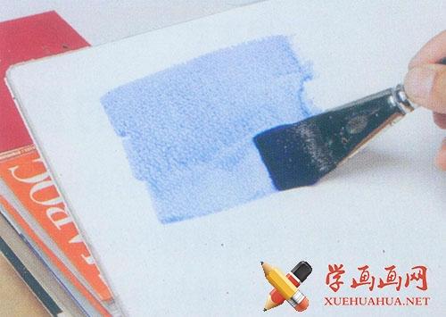 水彩画技法教程(13)