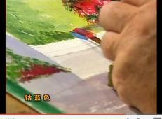 水彩画视频教程_跟富兰克学画画全集在线观看