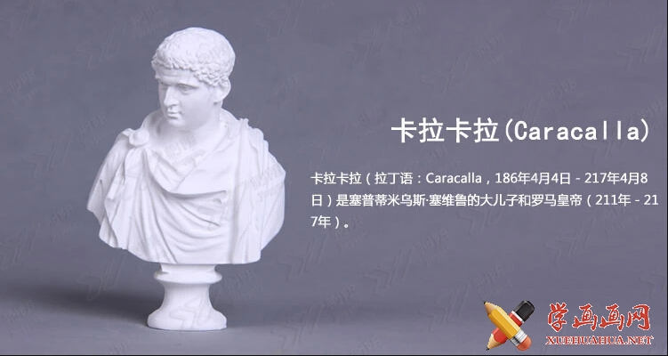 石膏像名称大全(1)