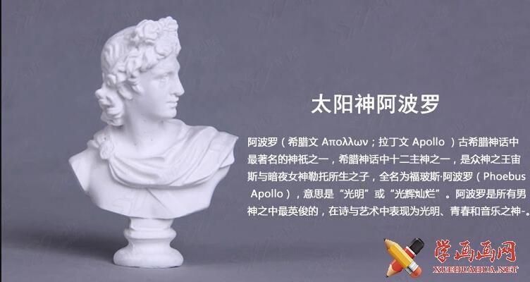 石膏像名称大全(4)