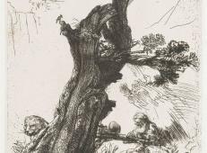 伦勃朗素描高清图片集 (87).jpg