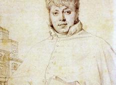 安格尔素描《奥古斯特·让·玛丽》.jpg