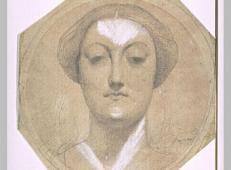 安格尔素描《伊莎贝拉·希托夫》.jpg